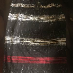 Multi-colored skirt...BRAND NEW!!! Size 14/16